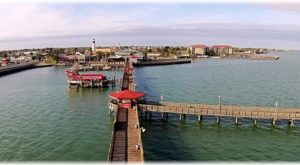 You'll Love A Trip To Texas' Longest Pier That Stretches Infinitely Into The Sea