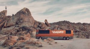 This Decked Out Bus Is The Ultimate Way To See California And America's Southwest