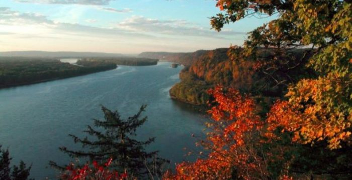 This 3000-Mile River Road Is One Of The Most Scenic Drives In The U.S.