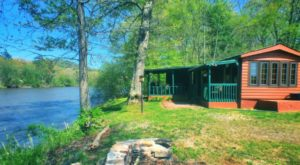 This River Cabin Resort In North Carolina Is The Ultimate Spot For A Getaway