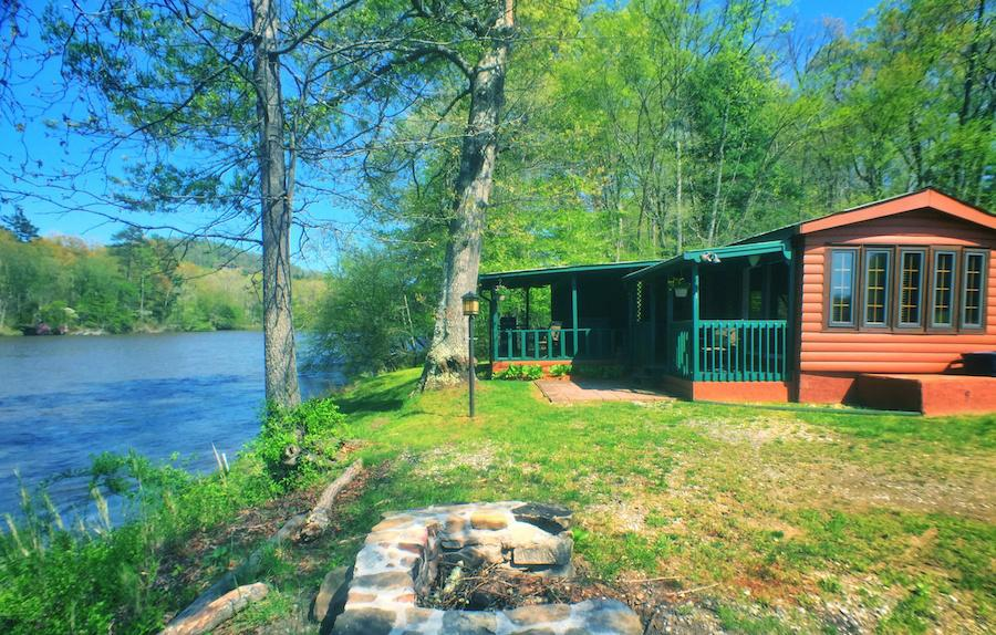 Asheville River Cabins Are A Great Place To Call Home