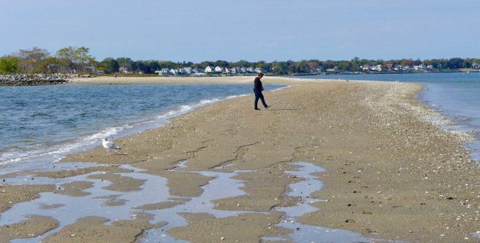 Conimicut Beach Rhode Island