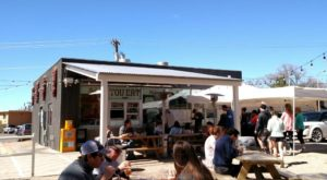 The Best Green Chile Burgers And Milkshakes In New Mexico Can Be Found At This Hidden Gem