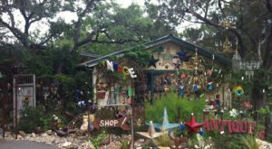 The Quirky Market In Texas Where You'll Find Terrific Treasures