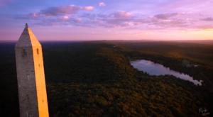 Someone Flew A Drone High Above New Jersey And Captured The Most Breathtaking Footage
