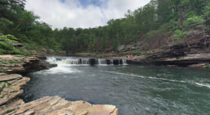 The Natural Swimming Hole In Alabama That Will Take You Back To The Good Ole Days