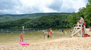 The Natural Swimming Hole In Virginia That Will Take You Back To The Good Ole Days