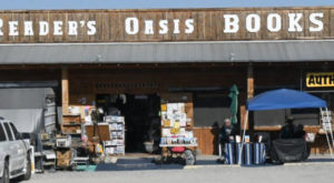 You've Never Experienced Anything Like This Quirky Bookstore In Small Town Arizona