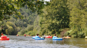 This All-Day Float Trip Will Make Your North Carolina Summer Complete