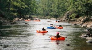 Take This Connecticut Tube Ride For An Epic River Adventure