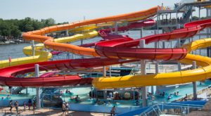 This Waterpark Campground In Indiana Belongs At The Top Of Your Summer Bucket List