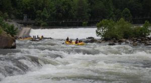 This White Water Adventure In Georgia Is An Outdoor Lover's Dream