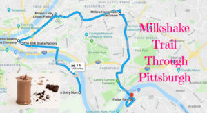 Follow This Pittsburgh Milkshake Trail For The Ultimate Summer Day Trip