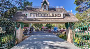 This Nostalgic Amusement Park In Northern California Will Remind You Of Simpler Times