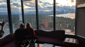 You'll Love A Trip To This Nevada Restaurant Above The Clouds