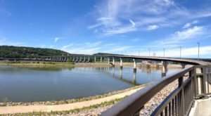The Biggest Dam Bridge In The World Is Right Here In Arkansas