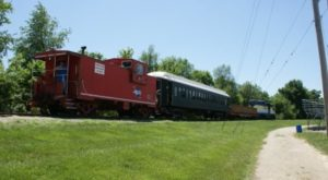 Ride The Rails Through Missouri's Countryside On This Historic Train