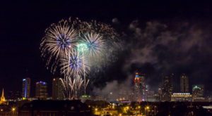 You Won't Want To Miss The 8 Most Enchanting Fireworks Displays In All Of Ohio
