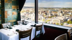 The 360 Degree City View At This Oregon Restaurant Will Completely Enchant You