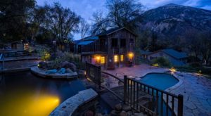 You Will Never Forget Your Visit To The Newest Hot Springs In Colorado