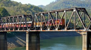 There's A BBQ Train Ride Happening In North Carolina And It's As Delicious As It Sounds