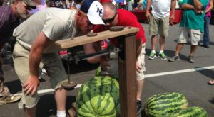 The Tiny Kentucky Town That Transforms Into A Watermelon Wonderland Each Year