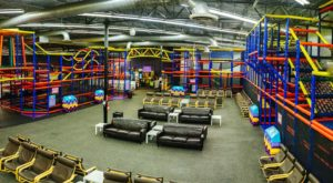 There's So Much To Love About This Massive Indoor Playground Hiding In Austin