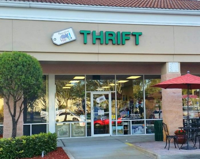 The Best Thrift Stores In Florida Can Be Found In The Town