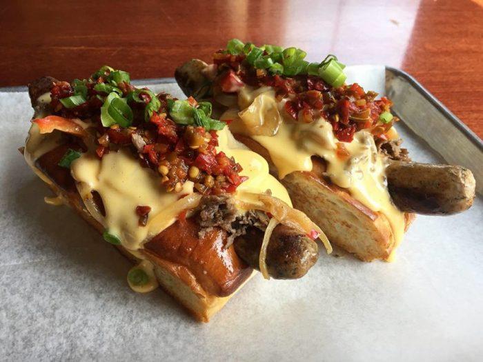 Bunyan S Hot Dogs