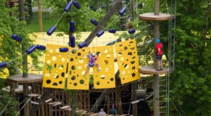 This Giant Jungle Gym Hiding In Ohio Will Bring Out The Adventurer In You