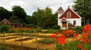 The Tiny Massachusetts Town That Transforms Into A Watermelon Wonderland Each Year