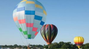 Spend The Day At This Hot Air Balloon Festival In Rhode Island For A Uniquely Colorful Experience