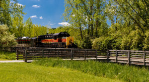 The Wine Train Tour Near Cleveland You'll Absolutely Love