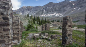 A Trip To These Little Known Mining Ruins In Colorado Is Truly One In A Million