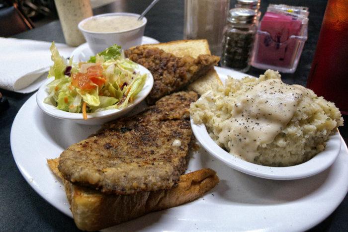 Mary S Cafe Strawn Texas Menu