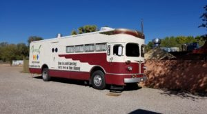 You Can Dine On A Retro Bus At This Amazing New Mexico Restaurant