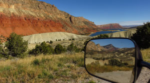 12 Roads With The Best Windshield Views In All Of Wyoming