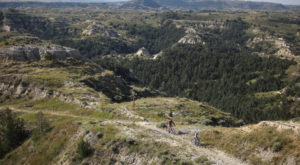 6 Of The Greatest Hiking Trails On Earth Are Right Here In North Dakota