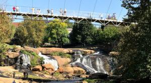 South Carolina's Niagara Falls Is Too Beautiful For Words