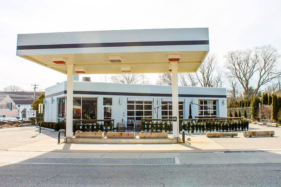 Mbar In Connecticut Is A Re Purposed Gas Station
