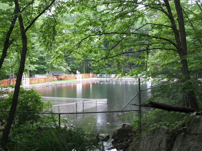 The Highlands Natural Pool Is One Of The Best Swimming Spots In New Jersey