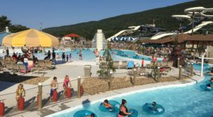 The Wackiest Water Park Near Pittsburgh Will Make Your Summer Complete