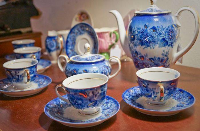 Ulman Tea Room