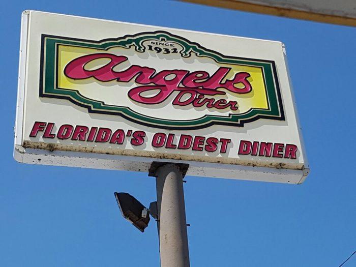Angel S Dining Car Palatka Florida