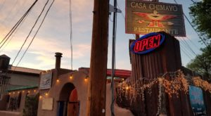 This Hidden Restaurant In New Mexico Will Tantalize Your Tastebuds