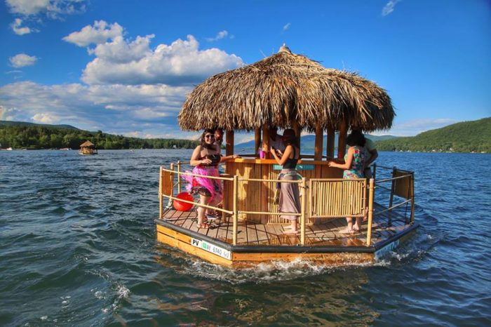 Tiki Tours In Lake George New York Will Take You Out On