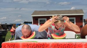 The Tiny Delaware Town That Transforms Into A Watermelon Wonderland Each Year