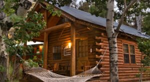 These Themed Cabins In The Northern California Mountains Are An Enchanting  Getaway