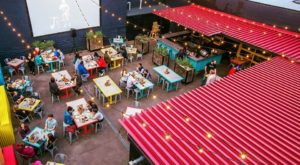Try These 8 Buffalo Restaurants For A Magical Outdoor Dining Experience
