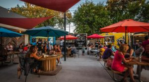 You've Never Experienced Anything Like Detroit's Epic Food Truck Park